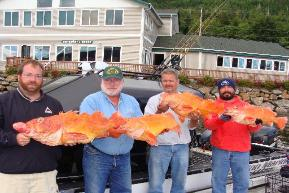 ketchikan fishing trip, alaska salmon fishing, ketchikan fishing charter